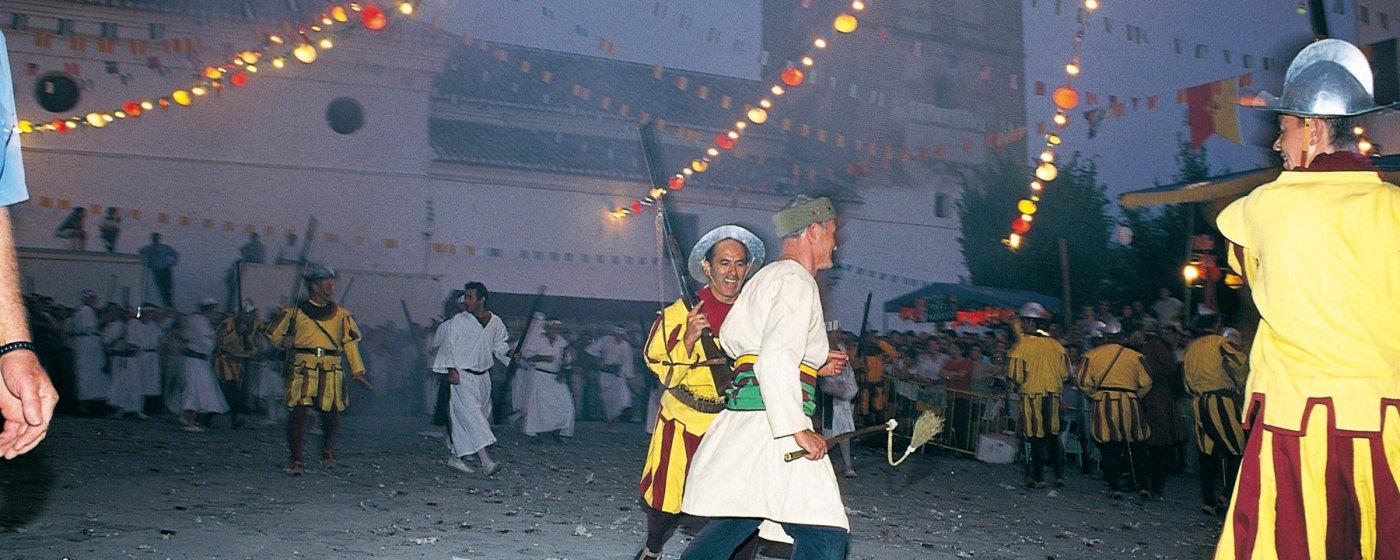 Baños Arabes Nudistas:Home » Fiestas del Cristo de la Yedra » Fiestas del Cristo de la