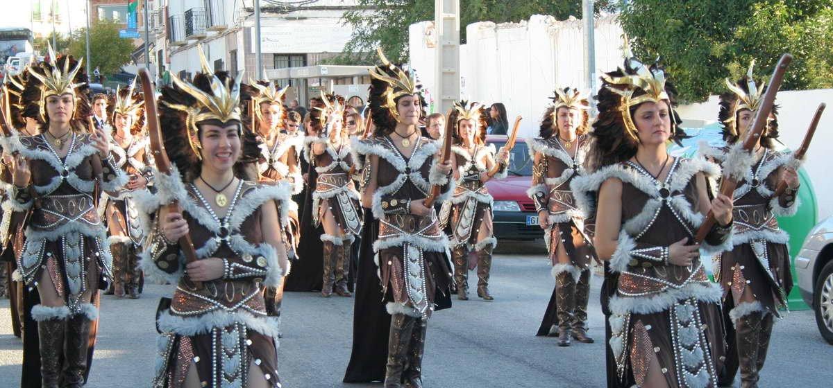 Baños Arabes Nudistas:Home » Fiestas de Moros y Cristianos de Cúllar » Fiestas de Moros y