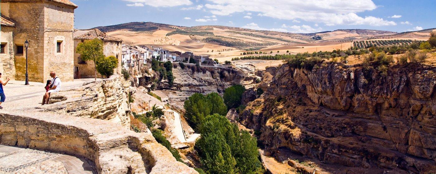 Baños Arabes Ventorro Alhama Granada:Alhama de Granada Turismo de Granada