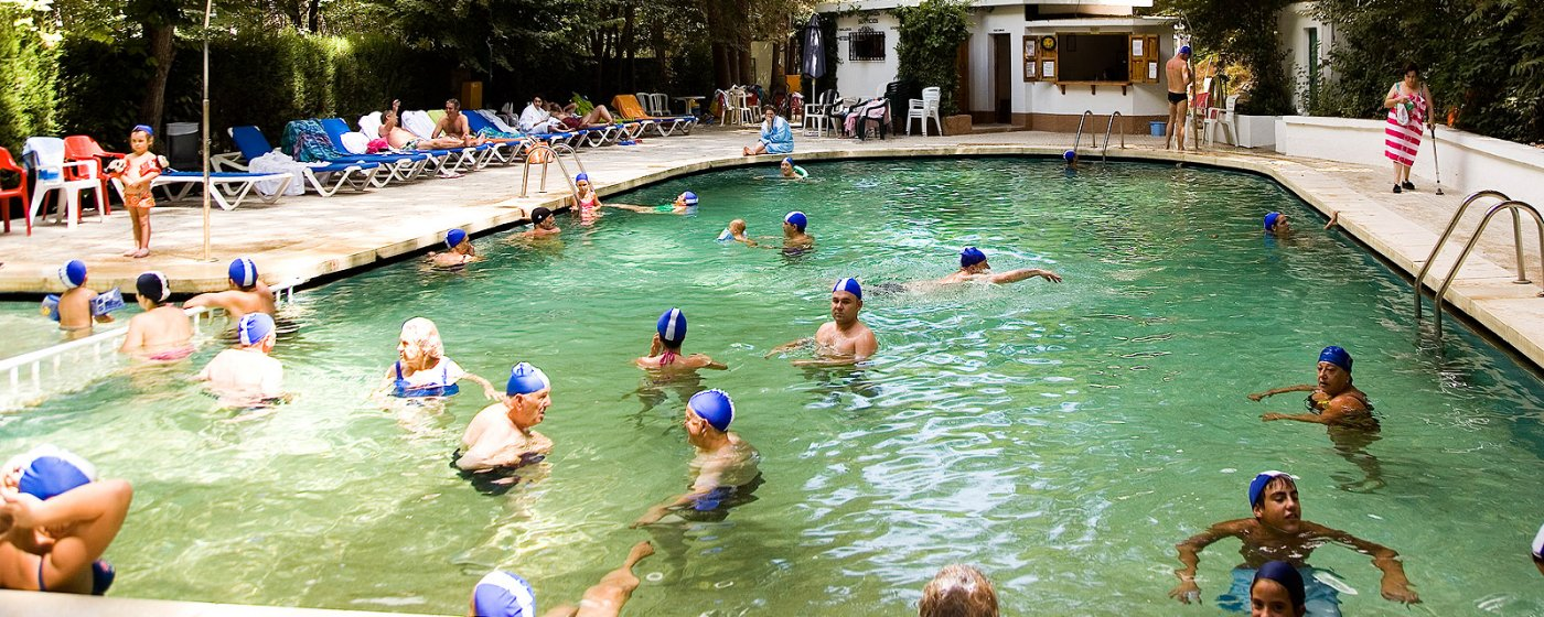Baños Arabes Alhama De Granada: Cosas que hacer » Salud y bienestar » Balneario de Alhama de Granada