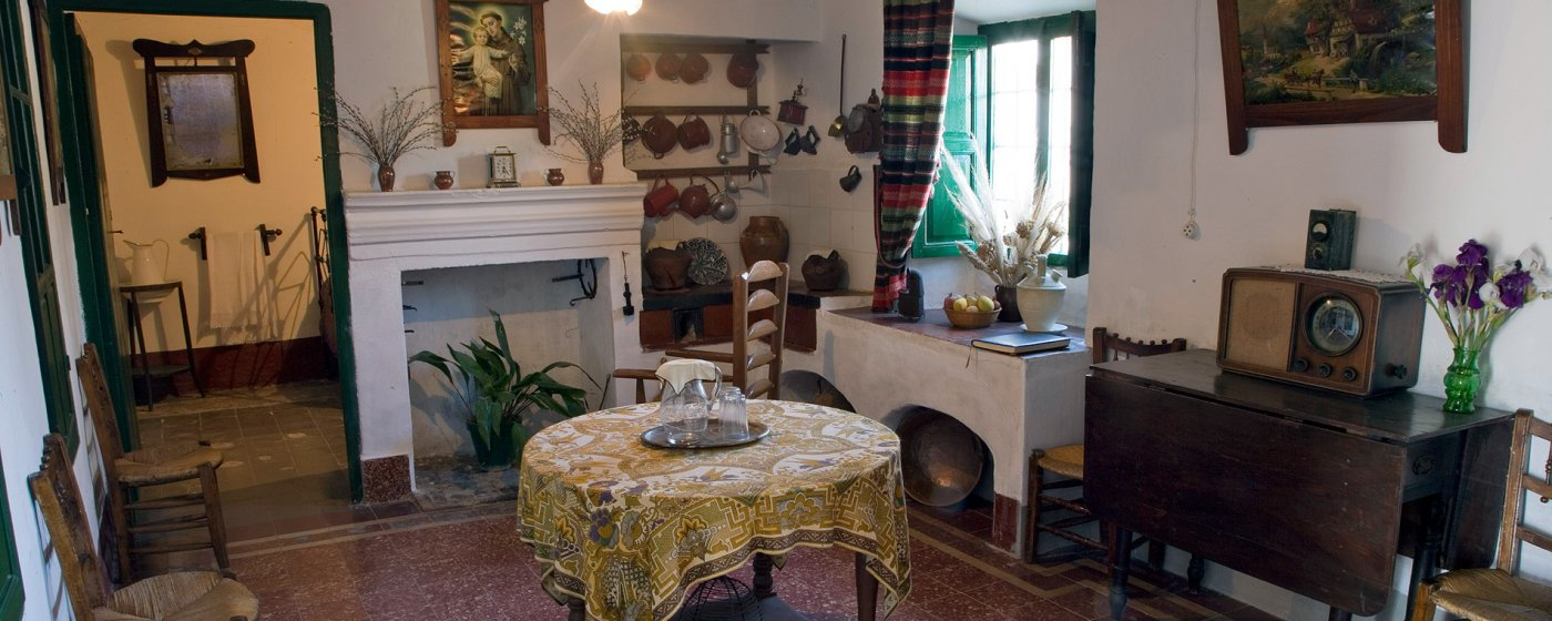 Casa museo de federico garc a lorca valderrubio - Casa federico granada ...