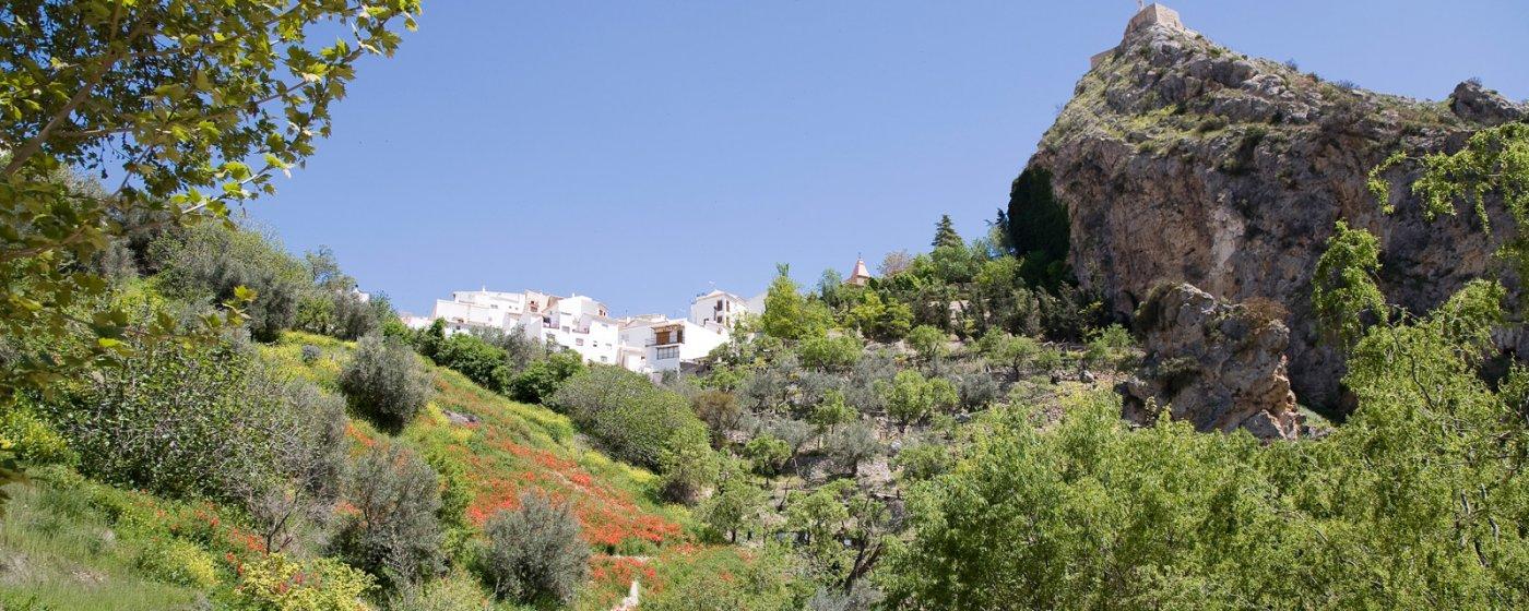 Baños Arabes Nudistas:Castril Turismo de Granada