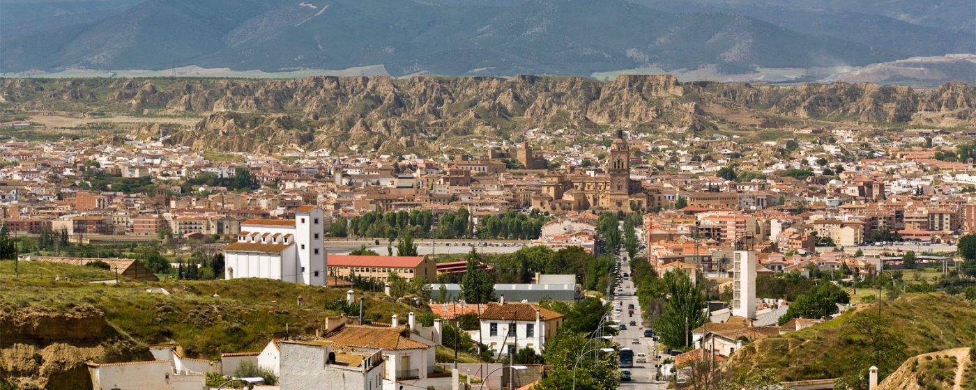 Baños Arabes Nudistas:Guadix Turismo de Granada