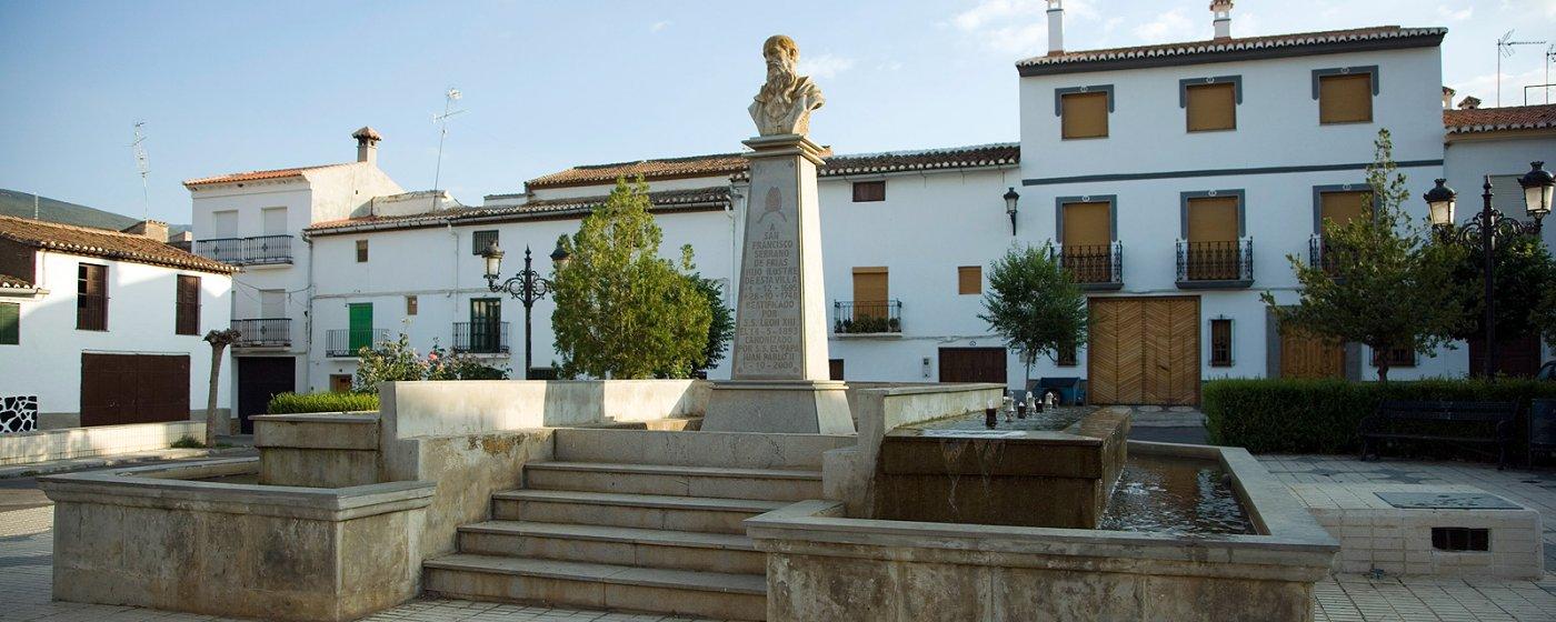 Baños Arabes Nudistas:Huéneja Turismo de Granada