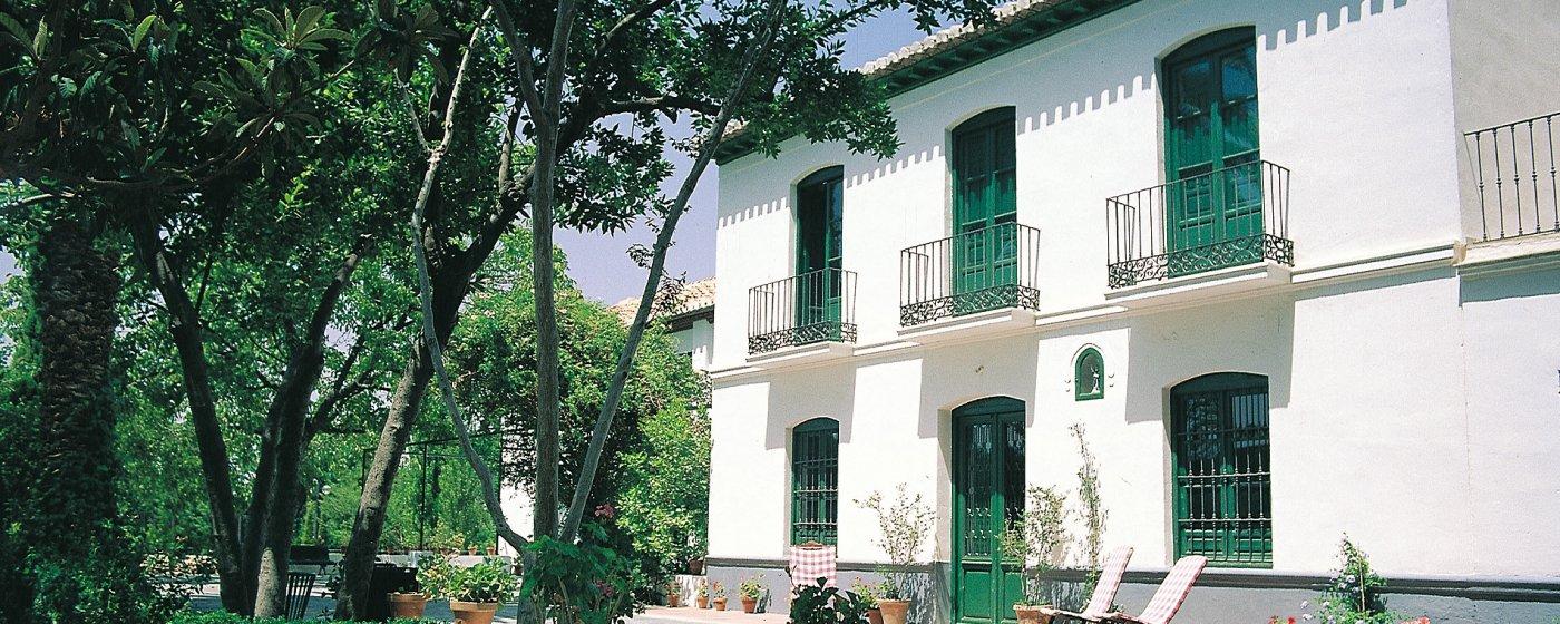 Huerta de san vicente and federico garc a lorca museum for Huerta de san vicente muebles