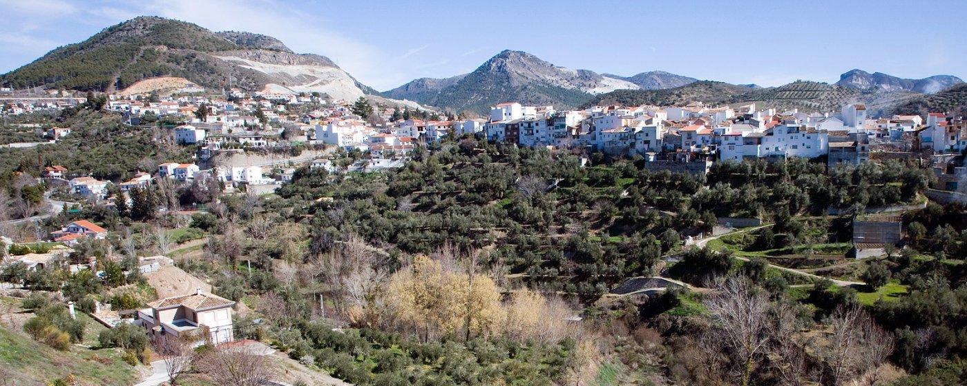 Baños Arabes Nudistas:Huétor Santillán Turismo de Granada