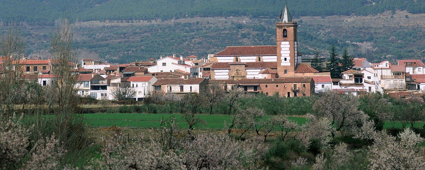 Baños Arabes Nudistas:Jérez del Marquesado Turismo de Granada