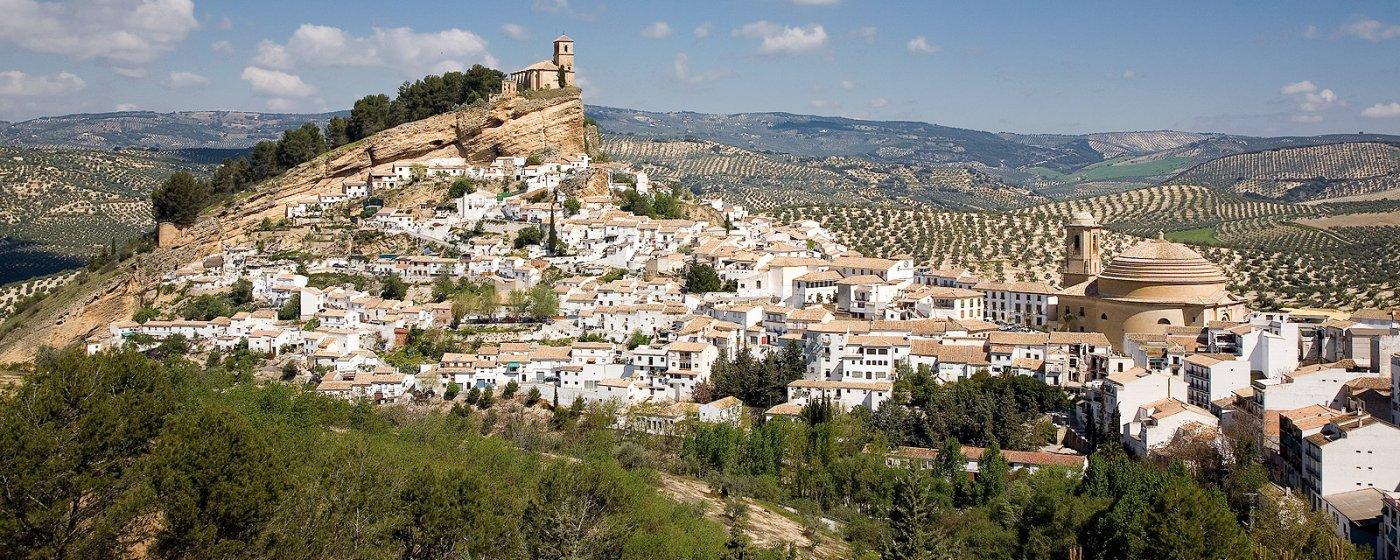 Montefru00edo. Turismo de Granada