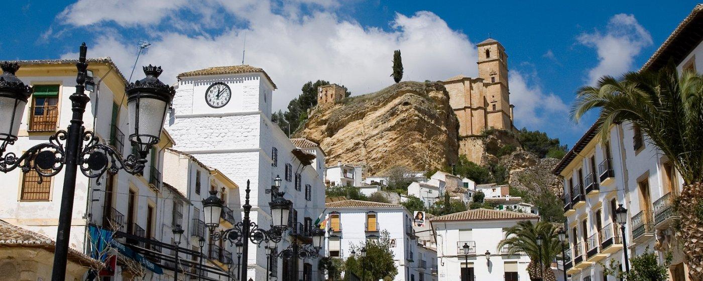 Baños Arabes Nudistas:Montefrío Turismo de Granada