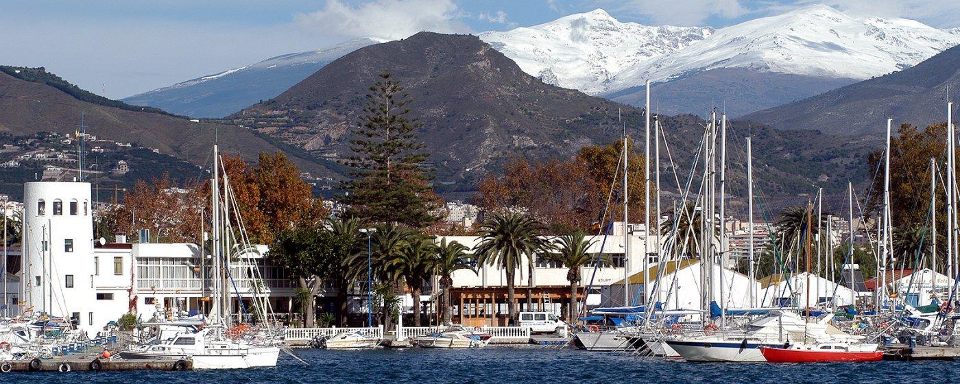 Puerto Deportivo De Motril