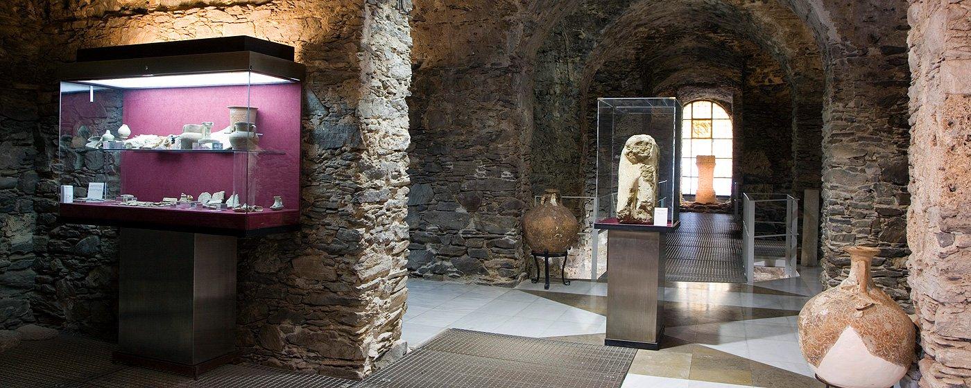 Baños Arabes Nudistas:Home » Cosas que hacer » Conocer su arte y cultura » Museos