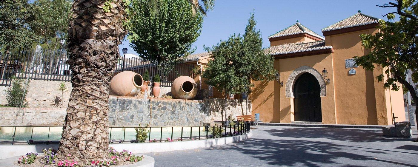 Baños Arabes Nudistas:Peligros Turismo de Granada