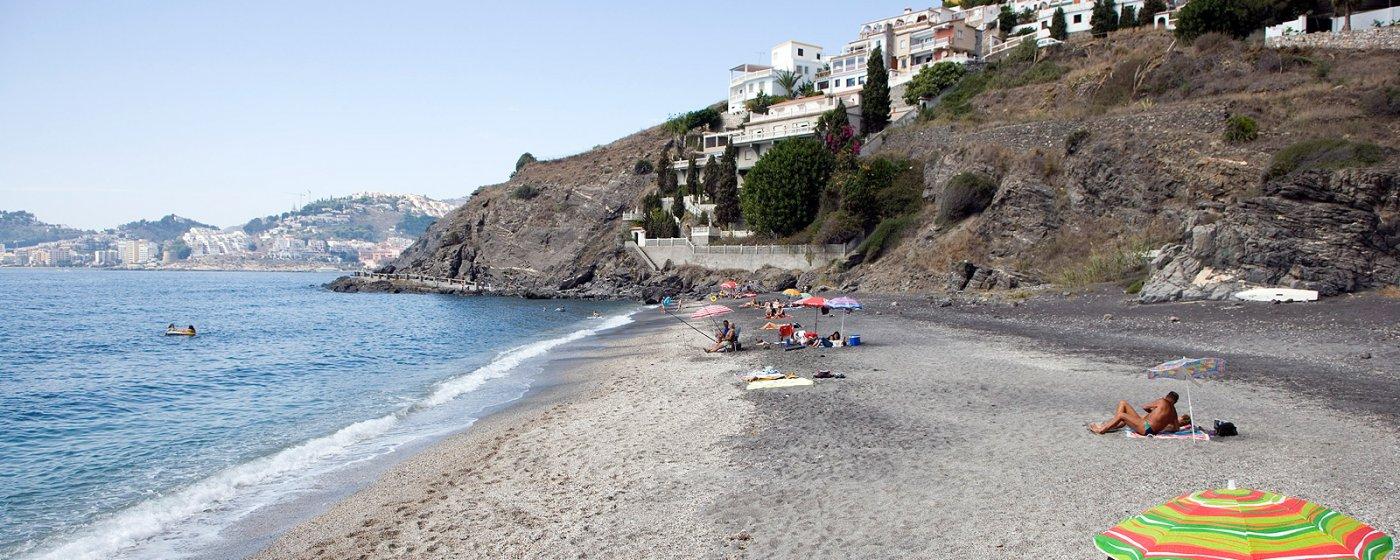 Baños Arabes Nudistas:Home » Cosas que hacer » Sol y playa » Playas de la Costa Tropical