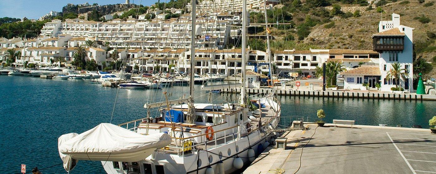 Puerto deportivo marina del este - Marina del este la herradura ...