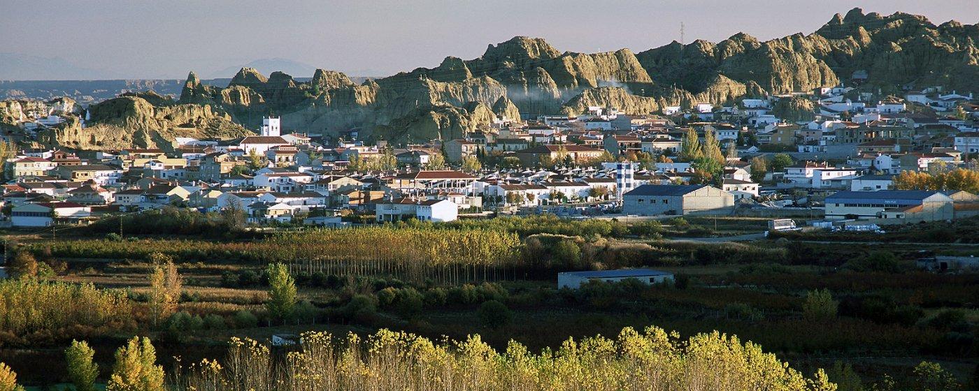 Purullena Qu 233 Ver Y Qu 233 Hacer Turismo De Granada