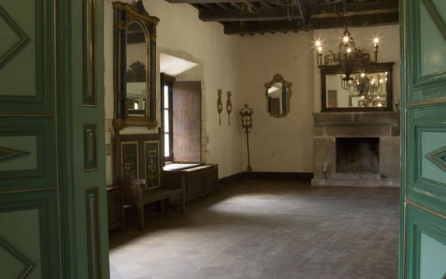 Casa real del soto de roma fuente vaqueros turismo de - Casa federico granada ...