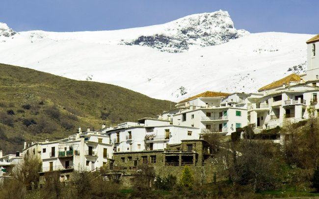 Climb the Mulhacen, the highest peak in Spain