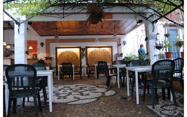 Restaurante jardines alberto granada patronato de turismo for Jardines de alberto granada