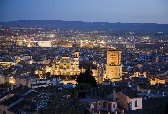 Granada antes y despu s de los reyes cat licos for Ciudad jardin granada