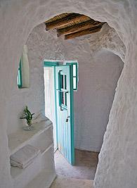 Casas cueva provincia de Granada