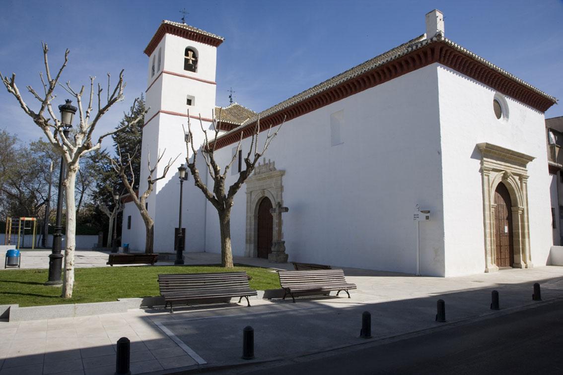 Iglesia de santa ana - Santa ana granada ...