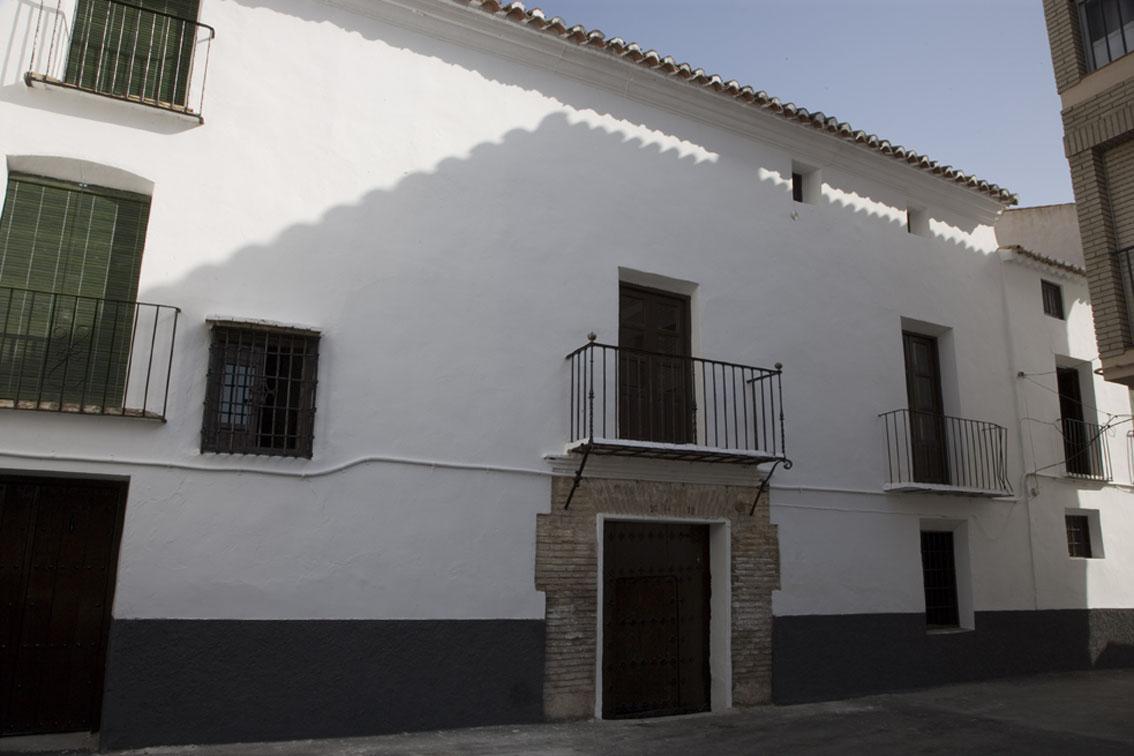 Casa de los rebolledo o cuartel viejo de z jar turismo for Casa de granada