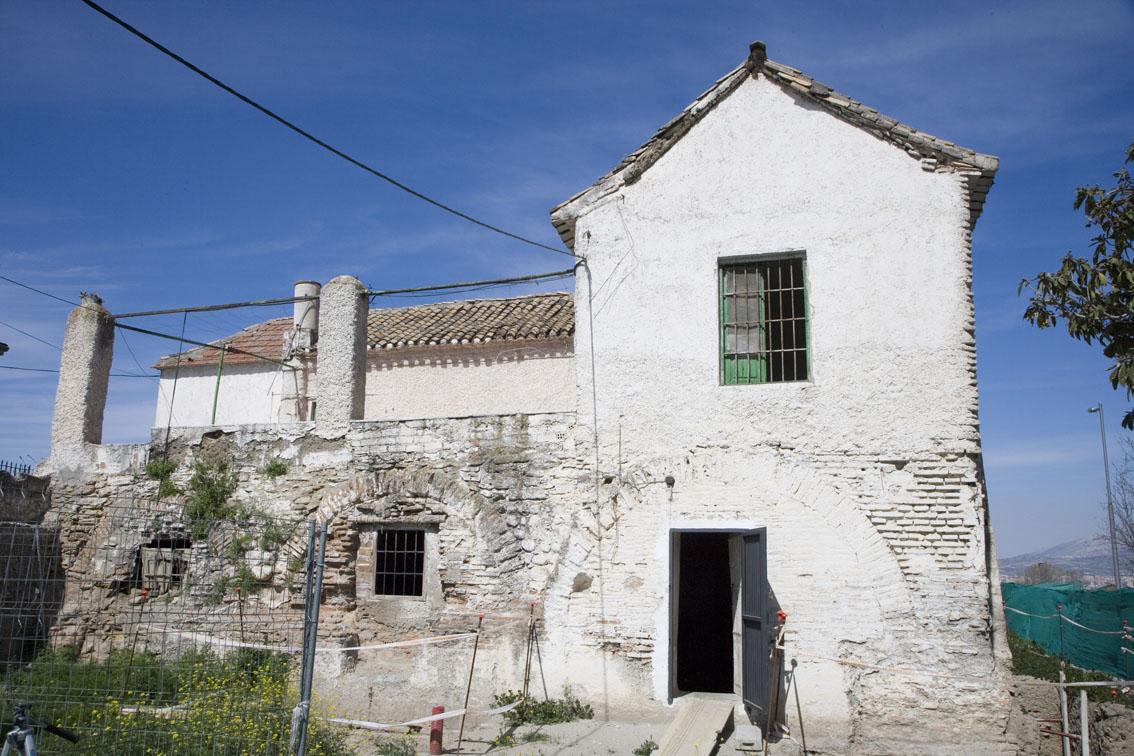Baños Arabe De Granada:declarados bien de interés cultural con la categoría de monumento