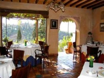 Restaurante El Huerto De Juan Ranas Granada Patronato De