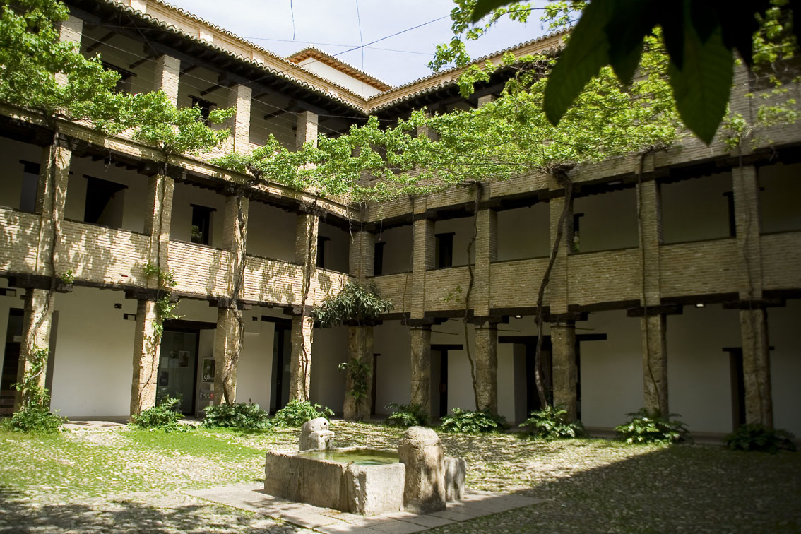 Corral del Carbón. Granada