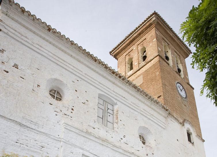 Iglesia_Santo_Cristo_de_la_Luz. Mairena