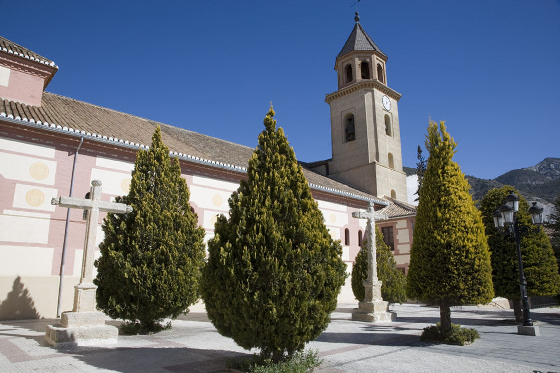 Iglesia Parroquial de Santa Maria Mayor. Padul