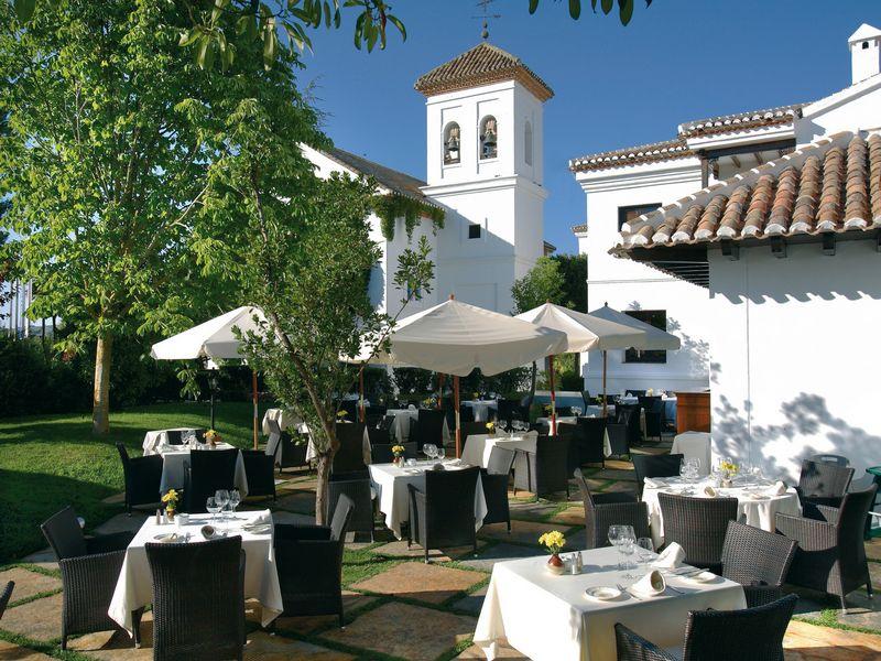 Restaurante el cortijo hotel la bobadilla granada - Hotel la bobadilla ...