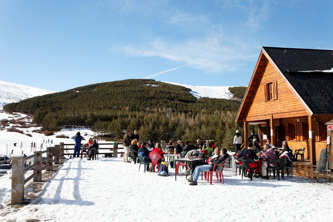 Estación de Esquí Puerto de la Ragua