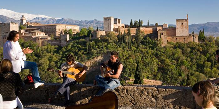 Miradores de Granada