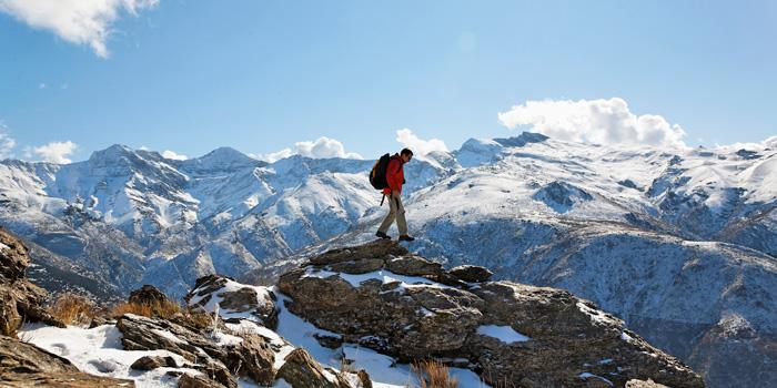 Subir a las cimas de Sierra Nevada