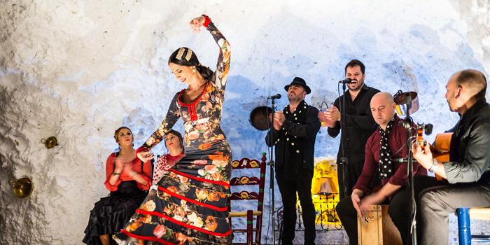 Flamenco y Sacromonte