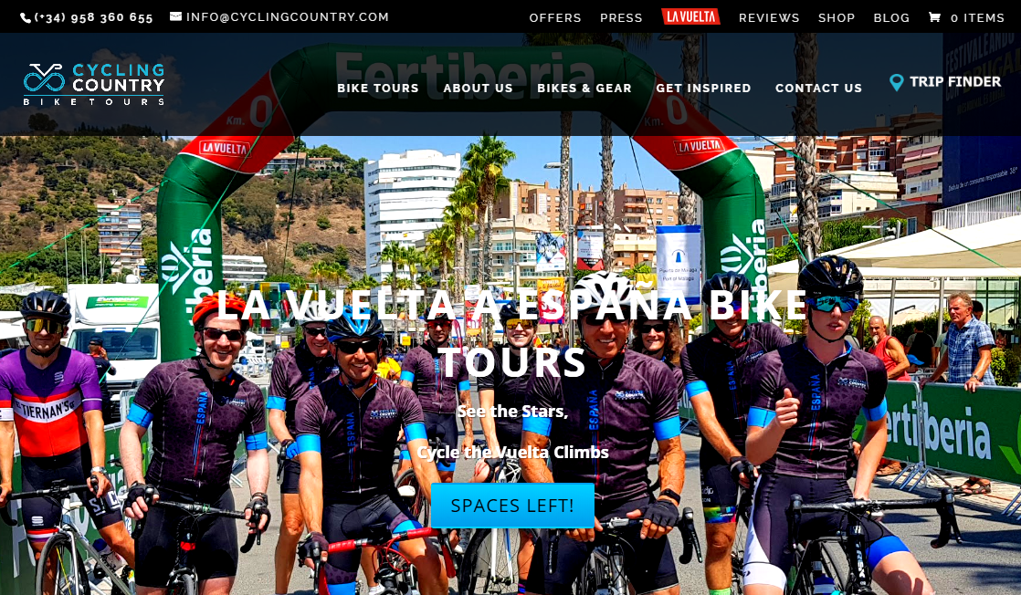 Cycling Country Granada